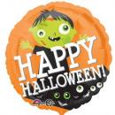 Happy Halloween Foil balloon 43 cm