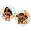 DisneyVaiana Foil balloons 43 cm