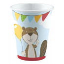Fox, Fox paper cup 8 pcs 250 ml