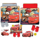 Kinderschal, Snood + Handschuhe Disney Cars , Auto