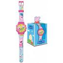 mayorista Relojes: Caja de reloj digital con Peppa Pig