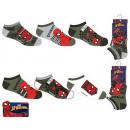 Großhandel Lizenzartikel: Spiderman-Kind in geheimen Socken 23-34