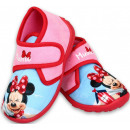Inside shoes are Disney Minnie