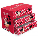 Jewelry Box Disney Minnie (3 Chests)