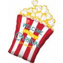 Popcorn Foil balloons 73 cm