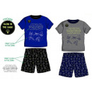 Star Wars child illuminated in the dark pyjamas 4-
