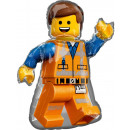 LEGO Movie, LEGO Adventure Folienballons 81 cm