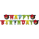 wholesale Other: Angry Birds Happy  Birthday subtitles 180 cm