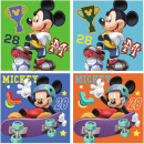 Hand towel face towel, Disney Mickey 30 * 30cm tow