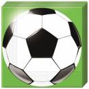 grossiste Cadeaux et papeterie: serviette de football 20 Pcs