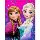Peluche Couverture Disney frozen , Ice Magic 90 *