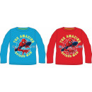 Spiderman kid long sleeve t-shirt 104-134cm