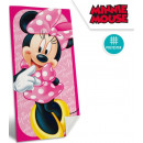 Serviette de bain Disney Minnie , serviette de pla