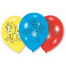 Paw Patrol, Paw Patrol balloons, balloons 6 pcs