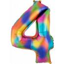 Großhandel Geschenkartikel & Papeterie: Riesige Anzahl Folienballons 60 * 91 cm