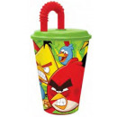 wholesale Houseware: Suction cup Fiber Angry Birds 430 ml