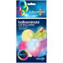 Großhandel Geschenkartikel & Papeterie: LED-Beleuchtung Ballon, Ballons 5-teiligen 11 Zoll
