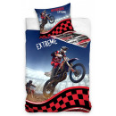 grossiste Articles sous Licence: Literie motocross 140 × 200cm, 70 × 90 cm