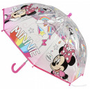 DisneyMinnie Parapluie transparent enfant Ø66 cm