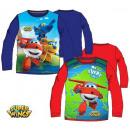 Kids Long T-shirt, Top Super Wings 3-6 years