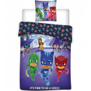 Pigeon Heroes Children's bedding cover 100 × 1