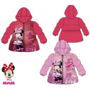 Baby lined jacket for Disney Minnie