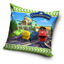Chuggington Railway station pillowcase 40 * 40 cm