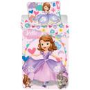 Bedsheets Disney Sofia , Sofia 140 × 200cm, 70 × 9