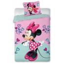 DisneyMinnie pościel 140 × 200 cm, 70 × 90 cm