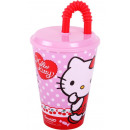 Ventosa fibra Hello Kitty 430 ml