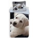 Dog linen cover 140 × 200 cm, 70 × 90 cm microfibe