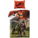 Bed linen cover Jurassic World 140x200 cm, 70x90 c