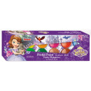 Disney Sofia liquid tempera 12 colors