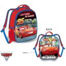 Backpack, Disney Cars , Verdas 32cm