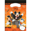 DisneyMickey Halloween Gift Bag 6 pcs