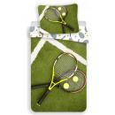 Pościel tenisowa 140 × 200 cm, 70 × 90 cm
