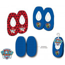 wholesale Licensed Products: Children's Winter Slippers Paw Patrol , Manch