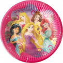 wholesale Party Items: DisneyPrincess , Princesses Paper plate 8 pcs