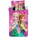 Ágyneműhuzat Disney Frozen, Jégvarázs 140×200cm