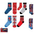 Spiderman Kids Socks 23-34