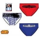 La ropa interior de los niños, Star Wars 3 piezas
