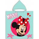 Disney Minnie plaża ręcznik poncho 50 * 115cm