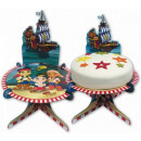 grossiste Maison et cuisine: Disney Jake et le  gâteau stand Never Land Pirates