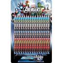 grossiste Stylos et crayons: 16 pièces crayons  de couleur Avengers, Avengers