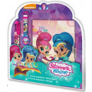 Log + 6-color pen + watch Shimmer and Shine