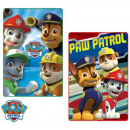 Fleece dekens Paw Patrol 100 * 150cm