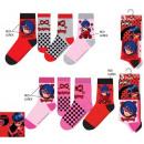 mayorista Ropa / Zapatos y Accesorios: Calcetines para niños Milaculous Ladybug 23-34