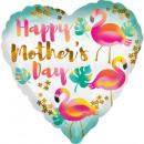 Happy mother's day, Boldog anyák napját Fólia lufi