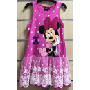 Kids Summer Dress For Disney Minnie 3-8 Years