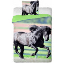 wholesale Bedlinen & Mattresses: Rider, The Horses  linen 140 x 200cm, 70 x 90 cm